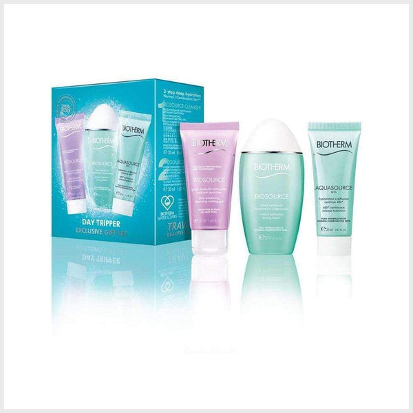Biotherm Aquasource Day Tripper Gift Set - Biotherm - Face Gel - TheLifestyleHut