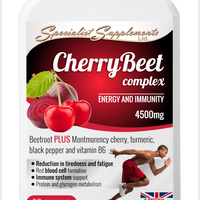 CherryBeet Complex - Specialist Supplements - Vitamins & Supplements - TheLifestyleHut