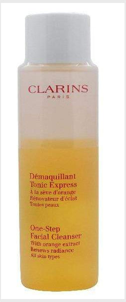 Clarins One-Step Facial Cleanser with Orange Extract 200ml - Clarins - Cleansing Lotion - TheLifestyleHut
