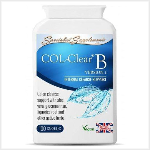 COL-Clear B v2 - Specialist Supplements - Vitamins & Supplements - TheLifestyleHut