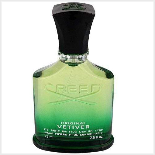 Creed Original Vetiver Eau de Parfum Spray - Creed - Fragrance > For Him - TheLifestyleHut