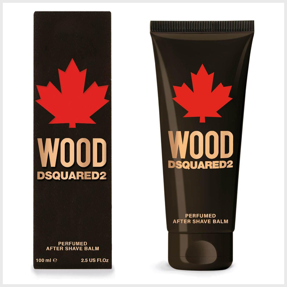 DSquared2 Wood For Him Aftershave Balm 100ml - DSquared² - Aftershave Balm - TheLifestyleHut