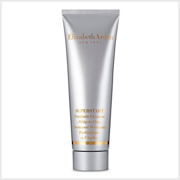 Elizabeth Arden Superstart Probiotic Whip to Clay Cleanser 125ml - Elizabeth Arden - Cleansing Mousse - TheLifestyleHut