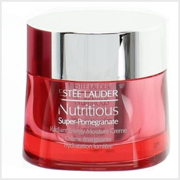 Estée Lauder Nutritious Super-Pomegranate Radiant Energy Night Creme/Mask 50ml - Estée Lauder - Face Cream - TheLifestyleHut