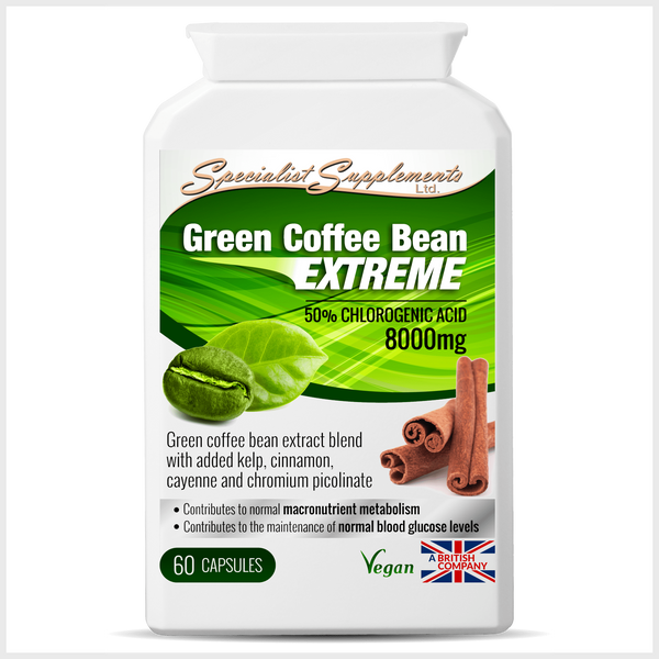 Green Coffee Bean EXTREME - Specialist Supplements - Vitamins & Supplements - TheLifestyleHut