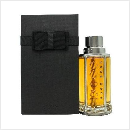 Hugo Boss Boss The Scent Eau de Toilette Spray - Gift Wrap Edition - Hugo Boss - Fragrance > For Him - TheLifestyleHut