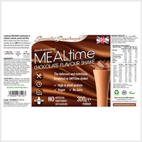 MEALtime (Chocolate Flavour) - Specialist Supplements - Vitamins & Supplements - TheLifestyleHut