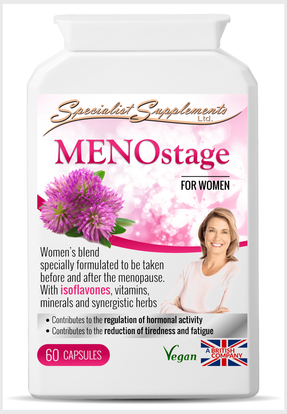 MENOstage - Specialist Supplements - Vitamins & Supplements - TheLifestyleHut