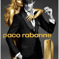 Paco Rabanne 1 Million Eau De Toilette Spray - Paco Rabanne - Fragrance > For Him - TheLifestyleHut