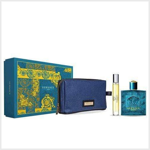Versace Eros Gift Set - Versace - Fragrance > For Him - TheLifestyleHut