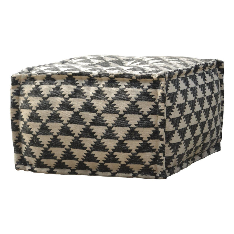 Durrie Pouffe - The Decor Brand