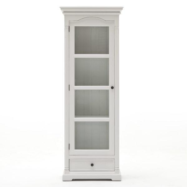 Provence Glass Cabinet