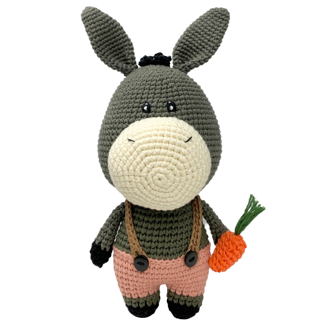 Bernard the Donkey