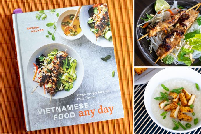 Vietnamese Food Any Day Cookbook Review
