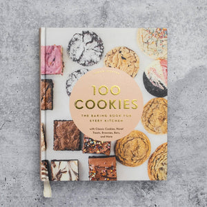 100 Cookies Cookbook