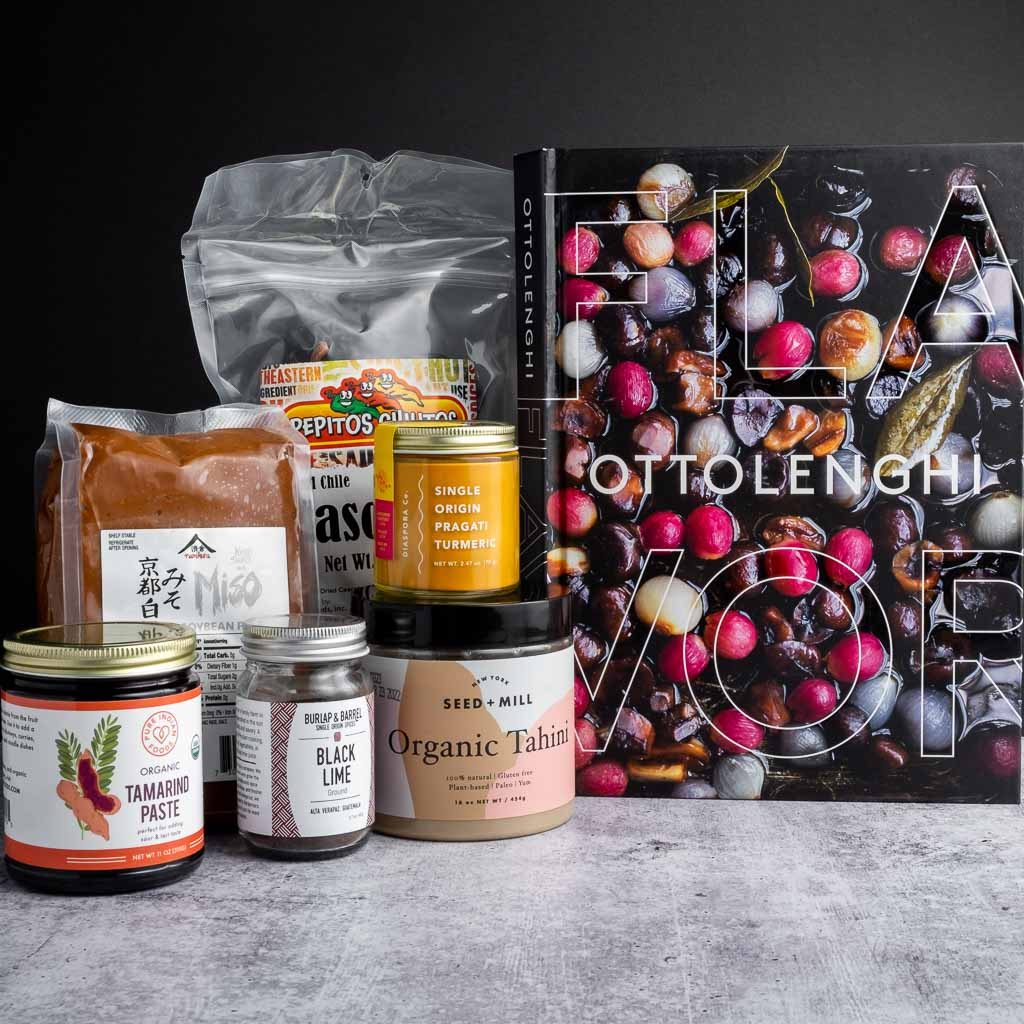 OTTOLENGHI FLAVOR + PANTRY ESSENTIALS