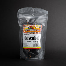 Load image into Gallery viewer, Cascabel Chiles in bag