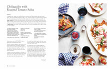 Load image into Gallery viewer, Chilaquiles recipe page spread from Small Victories cookbook