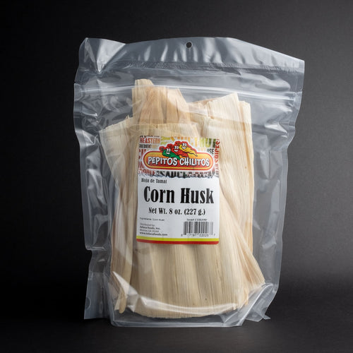 Corn Husks in Bag