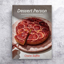 Load image into Gallery viewer, Dessert Person cookbook
