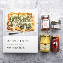 Load image into Gallery viewer, DINNER IN FRENCH COOKBOOK + PANTRY ESSENTIALS