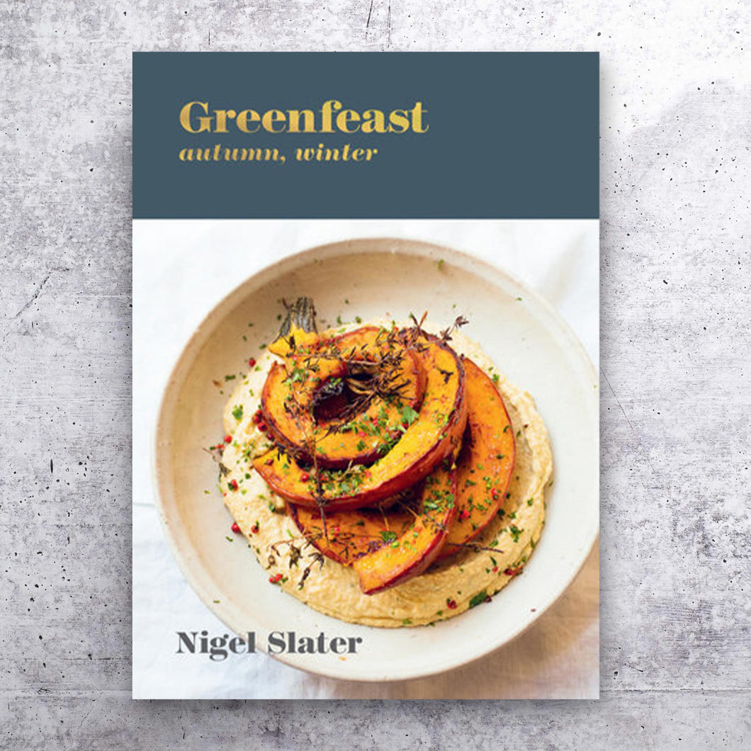 Greenfeast Autumn Winter cookbook