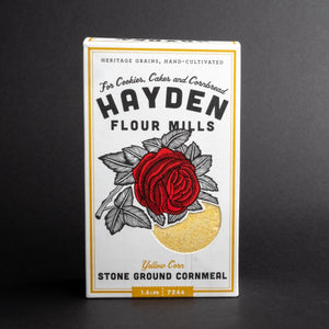 Hayden Flour Mills Stone Ground Cornmeal
