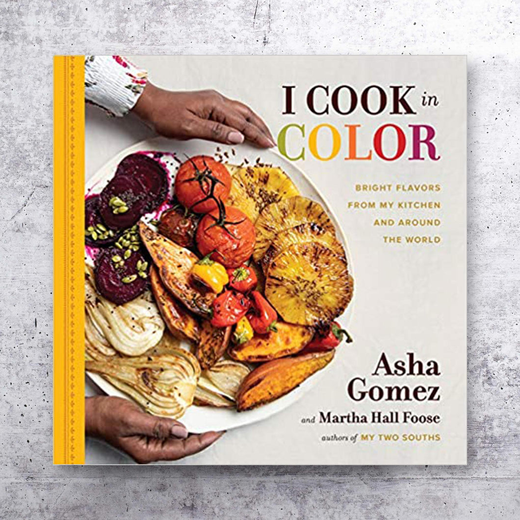 I Cook In Color cookbook