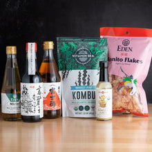 Load image into Gallery viewer, JAPANESE HOME COOKING COOKBOOK + PANTRY ESSENTIALS