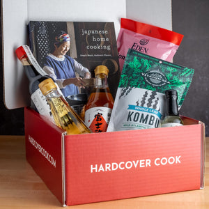 JAPANESE HOME COOKING COOKBOOK + PANTRY ESSENTIALS