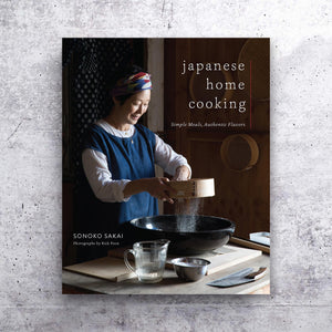 Japanese Home Cooking cookbook