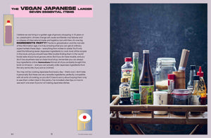 Japanese Larder Introduction from Vegan Japaneasy