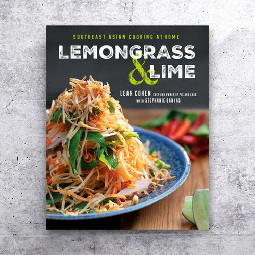 Lemongrass & Lime Cookbook