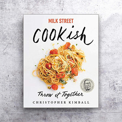 Milk Street Cookish cookbook
