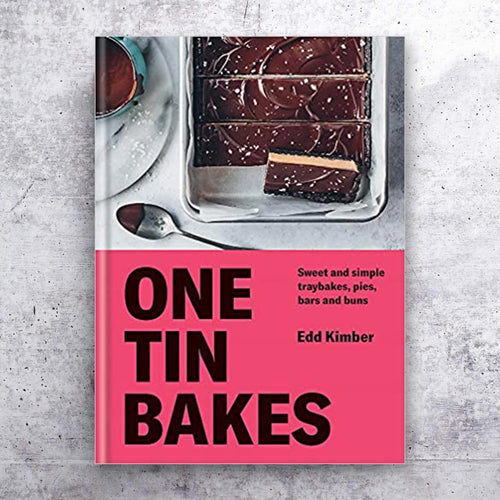 One Tin Bakes by Edd Kimber