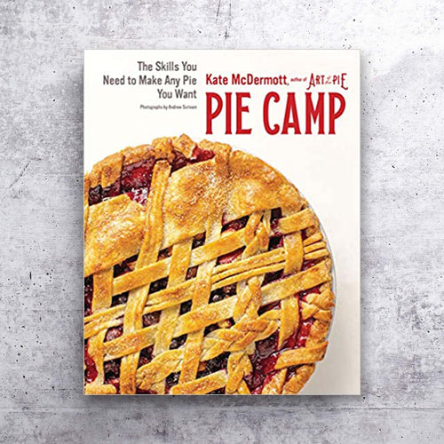 Pie Camp cookbook