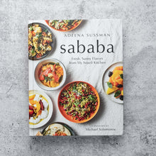 Load image into Gallery viewer, Sababa cookbook