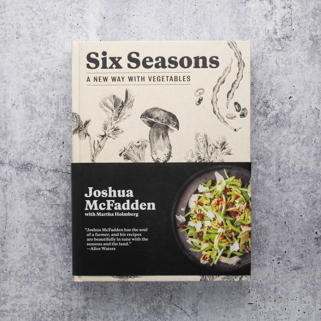 Six Seasons cookbook cover
