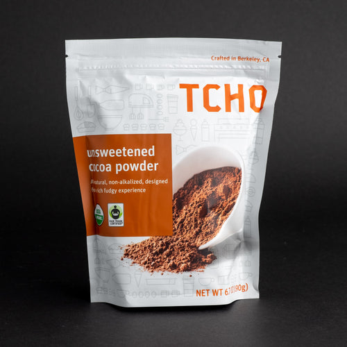Tcho Unsweetened Cocoa Powder