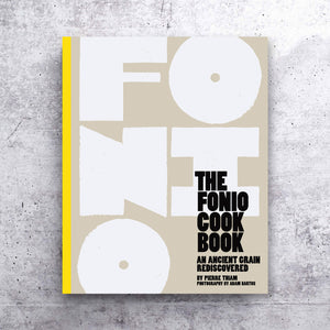 The Fonio Cookbook