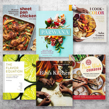 Load image into Gallery viewer, COOKBOOK LOVER'S DREAM COLLECTION