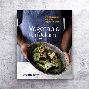 Vegetable Kingdom Cookbook