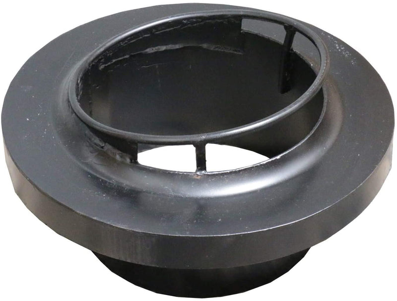 "Leyso Chinese Wok Range Adapter/Reducer with Welded Ring - Convert The Large Wok Well to Smaller Size (22"" to 16"")"