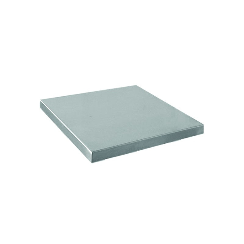 "GSW Stainless Steel Removable Cover (34-1/2""W x 28""L x 1-1/2""H)"