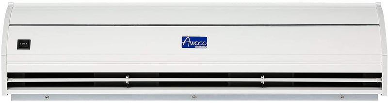 "Awoco 42"" Elegant 2 Speeds 1000 CFM Indoor Air Curtain with an Easy-Install Magnetic Door Switch, 3 Year Warranty"