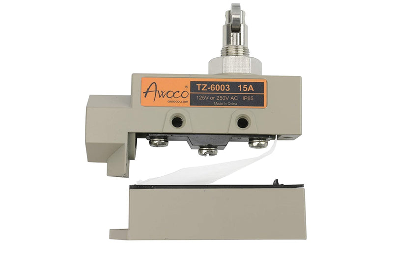 Awoco TZ-6003-15A Heavy Duty Door Micro Switch for Air Curtains from Awoco, Welbon, Pioneer, Maxwell, or MARS