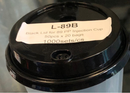 Leyso Set of 1000 Injection Lids For 89 Injection PP Cup