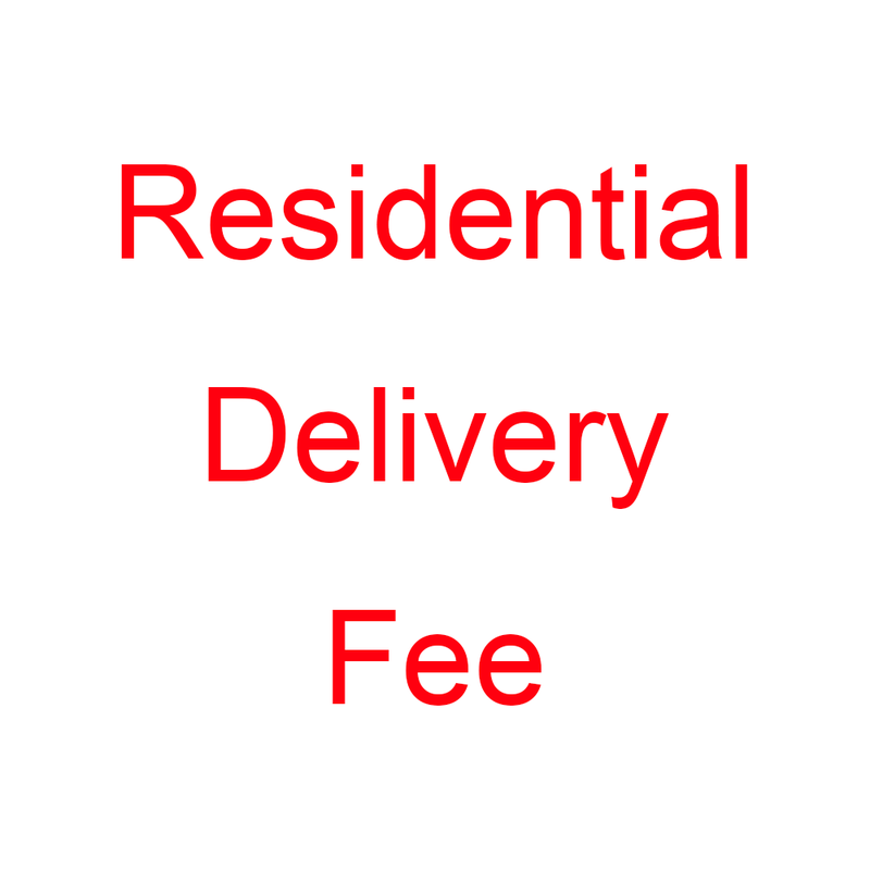 Residential Delivery Fee