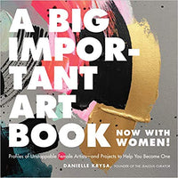 A Big Important Art Book
