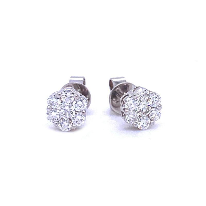 Iraa Stud Earrings - Psylish